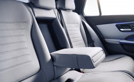 2022 Mercedes-Benz C-Class Wagon T-Model Interior Rear Seats Wallpapers 450x275 (50)