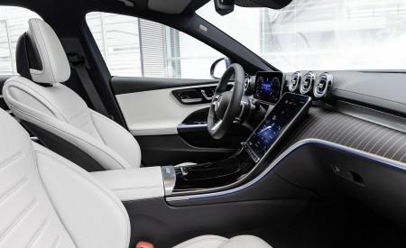 2022 Mercedes-Benz C-Class Wagon T-Model Interior Wallpapers 450x275 (32)