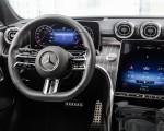 2022 Mercedes-Benz C-Class Wagon T-Model Interior Wallpapers  150x120 (34)