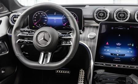 2022 Mercedes-Benz C-Class Wagon T-Model Interior Wallpapers  450x275 (34)