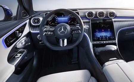 2022 Mercedes-Benz C-Class Wagon T-Model Interior Wallpapers 450x275 (45)