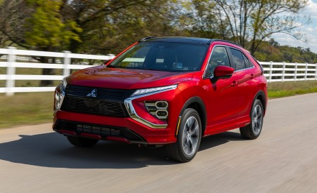 2022 Mitsubishi Eclipse Cross Wallpapers HD