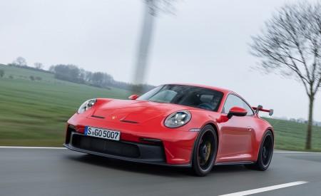 2022 Porsche 911 GT3 Wallpapers HD