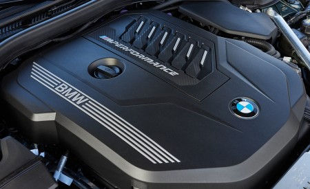 2021 BMW 4 Series Convertible Engine Wallpapers 450x275 (135)