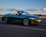 2021 BMW 4 Series Convertible Front Three-Quarter Wallpapers  150x120 (35)