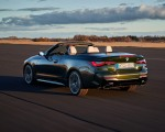 2021 BMW 4 Series Convertible Rear Three-Quarter Wallpapers  150x120 (43)