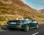 2021 BMW 4 Series Convertible Rear Three-Quarter Wallpapers 150x120 (9)