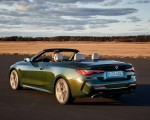 2021 BMW 4 Series Convertible Rear Three-Quarter Wallpapers 150x120 (33)