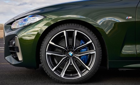 2021 BMW 4 Series Convertible Wheel Wallpapers 450x275 (127)