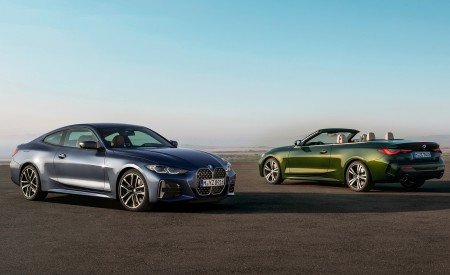 2021 BMW 4 Series Convertible and 4-Series Coupe Wallpapers  450x275 (125)