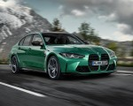 2021 BMW M3 Sedan Competition Wallpapers HD