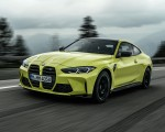 2021 BMW M4 Coupe Competition Wallpapers HD