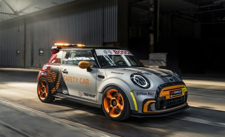 2021 MINI Electric Pacesetter Wallpapers HD