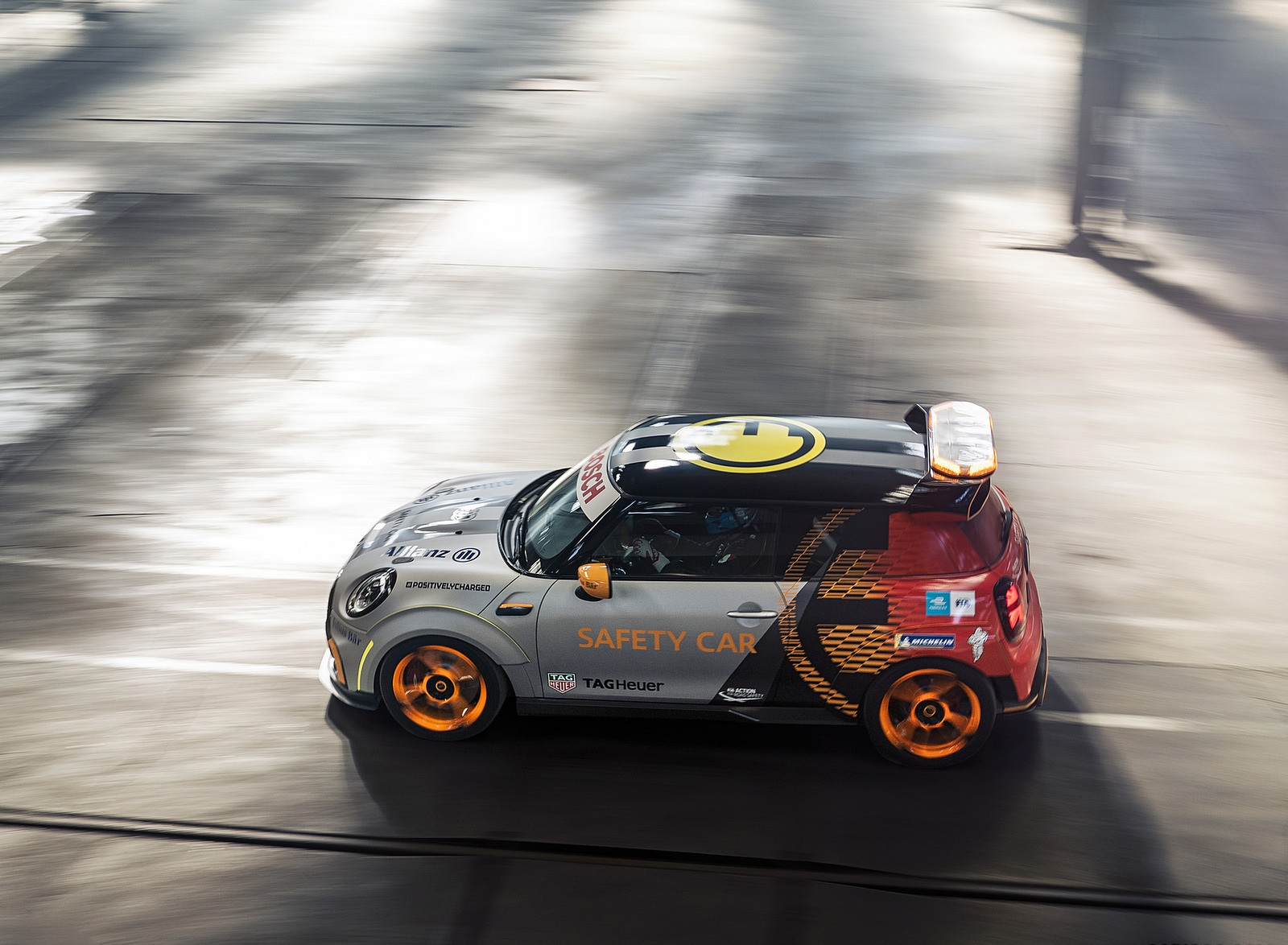 2021 MINI Electric Pacesetter Side Wallpapers (6)