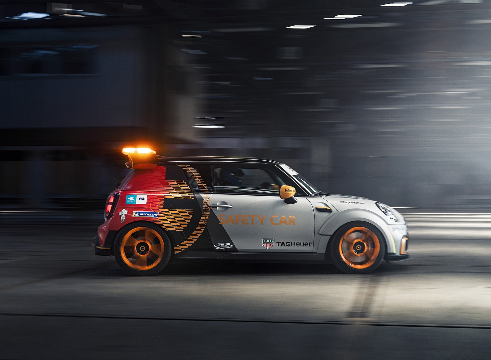 2021 MINI Electric Pacesetter Side Wallpapers (7)
