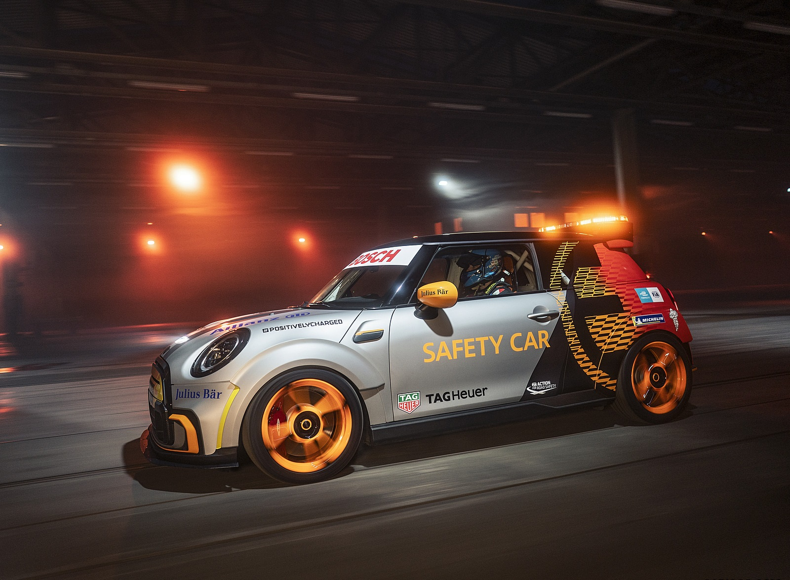2021 MINI Electric Pacesetter Side Wallpapers (8)