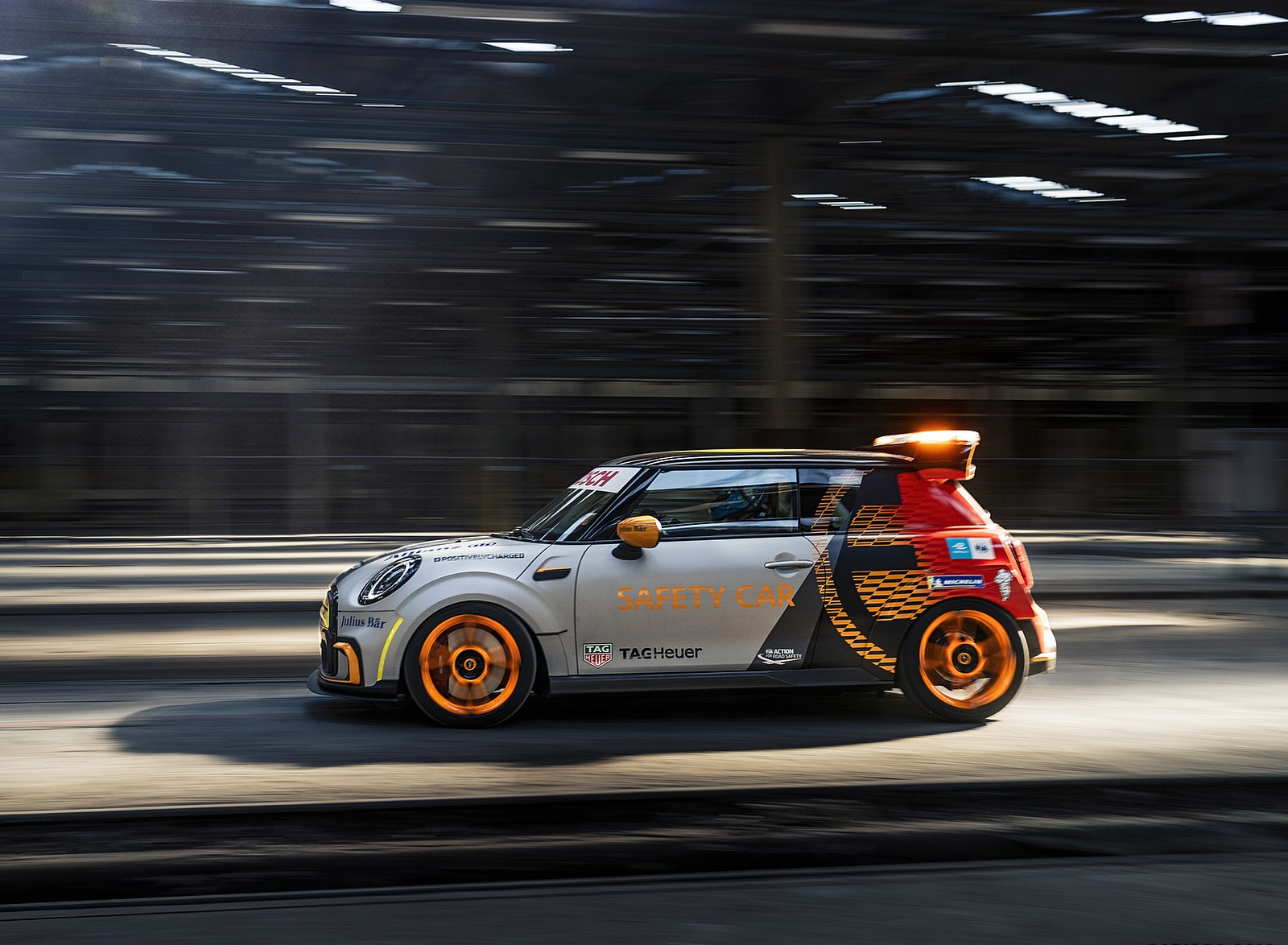 2021 MINI Electric Pacesetter Side Wallpapers  (9)