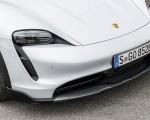 2022 Porsche Taycan 4S Cross Turismo (Color: Ice Grey Metallic) Front Wallpapers 150x120 (21)