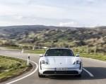 2022 Porsche Taycan 4S Cross Turismo (Color: Ice Grey Metallic) Front Wallpapers 150x120 (3)