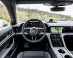 2022 Porsche Taycan 4S Cross Turismo (Color: Ice Grey Metallic) Interior Cockpit Wallpapers 150x120 (32)