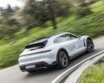 2022 Porsche Taycan 4S Cross Turismo (Color: Ice Grey Metallic) Rear Three-Quarter Wallpapers 150x120 (5)