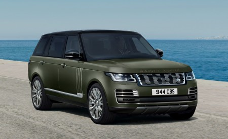 2021 Range Rover SVAutobiography Ultimate Wallpapers HD