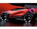 2021 Toyota Aygo X Prologue Concept Design Sketch Wallpapers 150x120 (36)