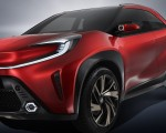 2021 Toyota Aygo X Prologue Concept Detail Wallpapers  150x120 (23)