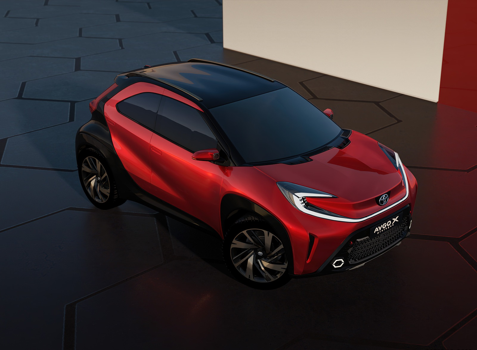2021 Toyota Aygo X Prologue Concept Front Three-Quarter Wallpapers (7)