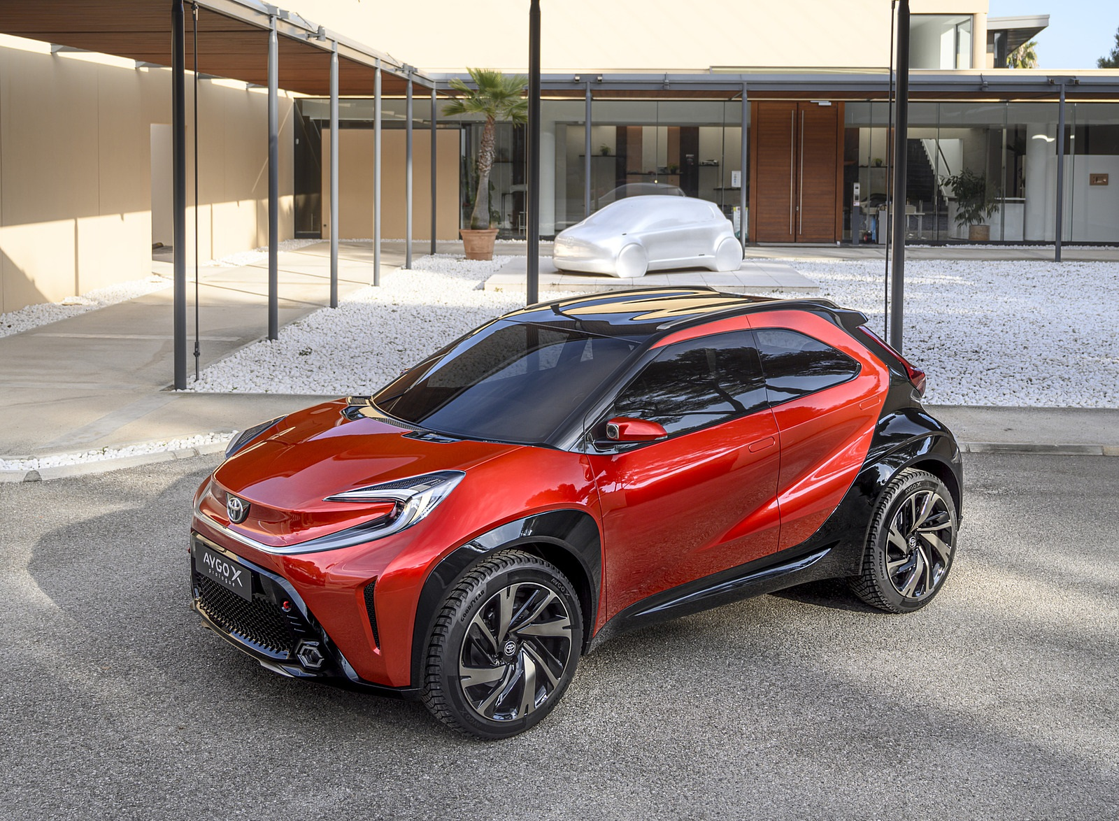 2021 Toyota Aygo X Prologue Concept Front Three-Quarter Wallpapers  (2)