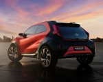 2021 Toyota Aygo X Prologue Concept Rear Three-Quarter Wallpapers 150x120 (10)