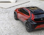 2021 Toyota Aygo X Prologue Concept Rear Three-Quarter Wallpapers 150x120 (5)