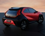 2021 Toyota Aygo X Prologue Concept Rear Three-Quarter Wallpapers 150x120 (11)