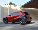 2021 Toyota Aygo X Prologue Concept Rear Three-Quarter Wallpapers  150x120 (6)
