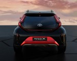 2021 Toyota Aygo X Prologue Concept Rear Wallpapers 150x120 (12)