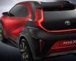 2021 Toyota Aygo X Prologue Concept Tail Light Wallpapers 150x120 (29)