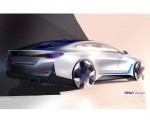 2022 BMW i4 Design Sketch Wallpapers 150x120 (8)