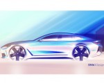 2022 BMW i4 Design Sketch Wallpapers  150x120 (9)