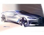 2022 BMW i4 Design Sketch Wallpapers  150x120 (7)
