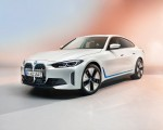 2022 BMW i4 Front Three-Quarter Wallpapers 150x120 (2)