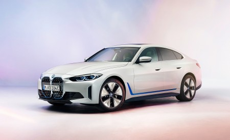 2022 BMW I4 Wallpapers HD
