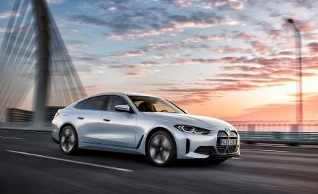 2022 BMW i4 eDrive40 Wallpapers HD
