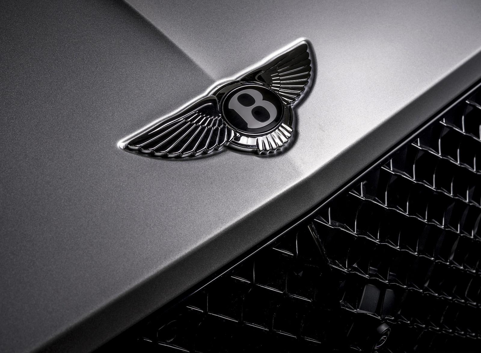 2022 Bentley Continental GT Speed Badge Wallpapers (10)