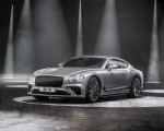 2022 Bentley Continental GT Speed Front Three-Quarter Wallpapers 150x120 (3)