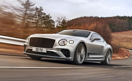 2022 Bentley Continental GT Speed Wallpapers & HD Images