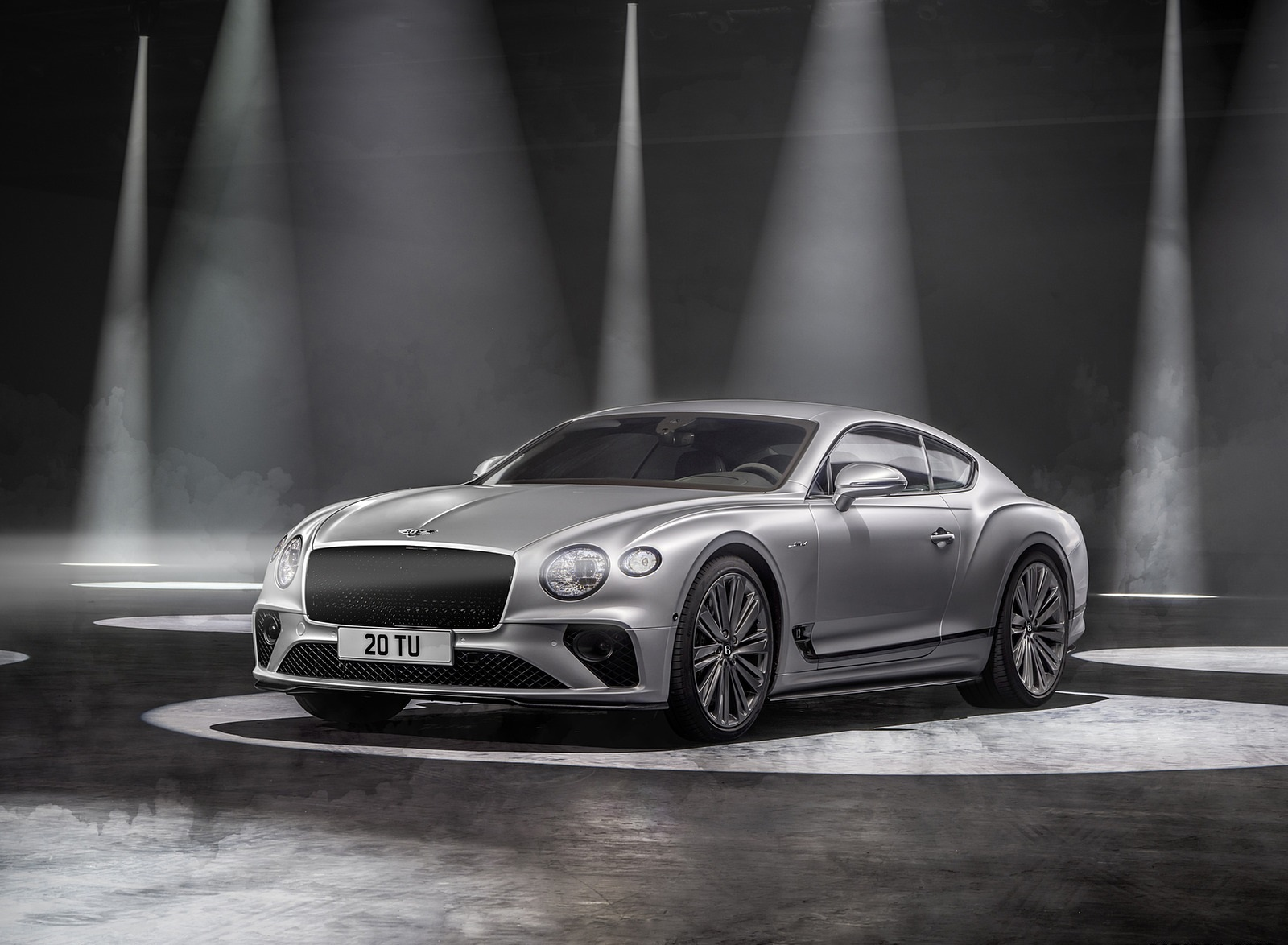 2022 Bentley Continental GT Speed Front Three-Quarter Wallpapers (3)