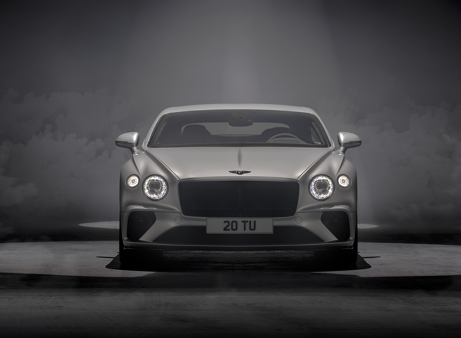 2022 Bentley Continental GT Speed Front Wallpapers (4)