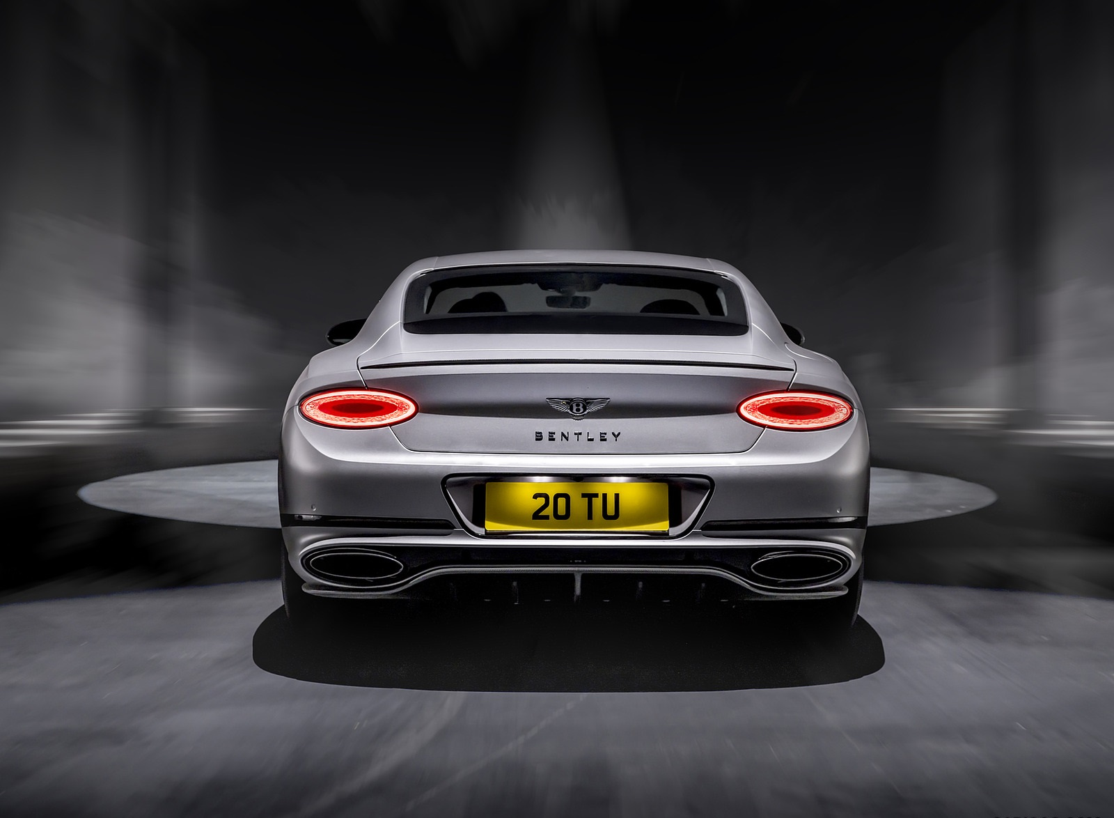 2022 Bentley Continental GT Speed Rear Wallpapers (7)