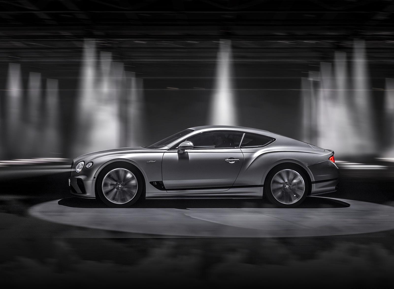2022 Bentley Continental GT Speed Side Wallpapers  (8)