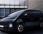 2022 Hyundai Staria Front Three-Quarter Wallpapers  150x120 (3)